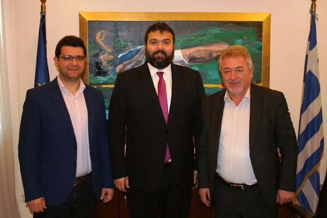 Θεσπρωτία: Υπογραφή Προγραμματικής Σύμβασης για έργα 70.000€ στο γήπεδο Καστρίου