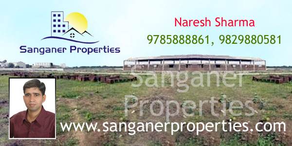 Commercial Land For Sale At Haldighati Marg Sanganer, Jaipur
