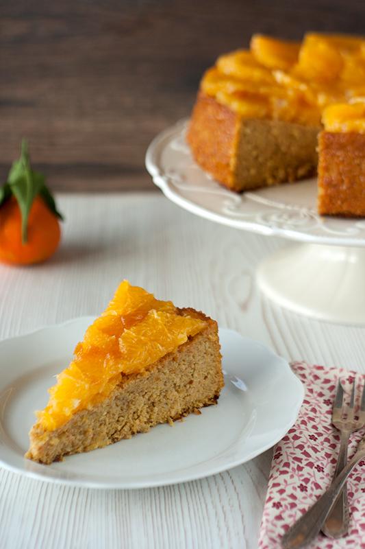 orangen polenta kuchen ein sonnenschein christina 39 s catchy cakes. Black Bedroom Furniture Sets. Home Design Ideas