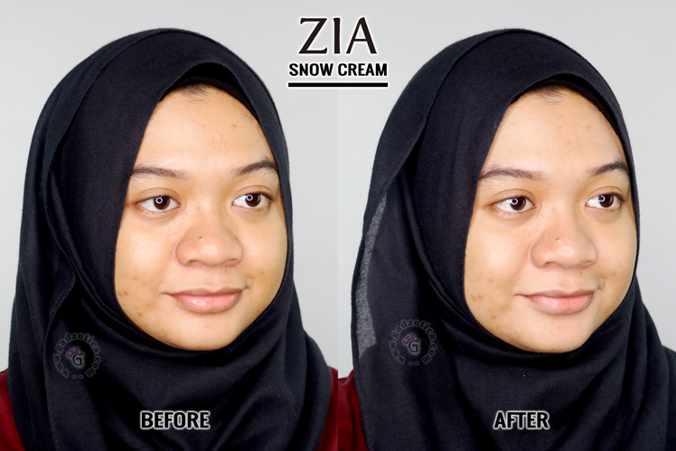 Zia Snow Cream