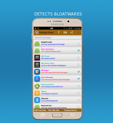 Package Disabler Pro+ Samsung v7.0 APK [Latest]