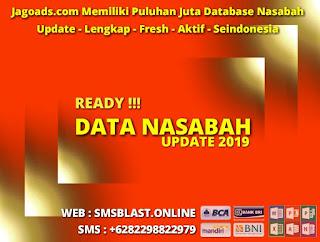 Database Pemilik Kartu Kredit All Bank Update 2019 - Jagoads.com
