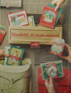 Herbst-Winter-Katalog 2017 Stampin´ Up!