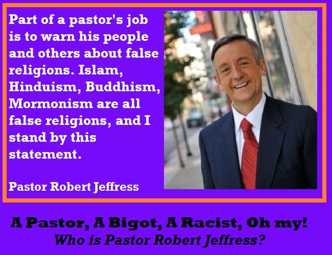 Image result for Pastor Jeffress images