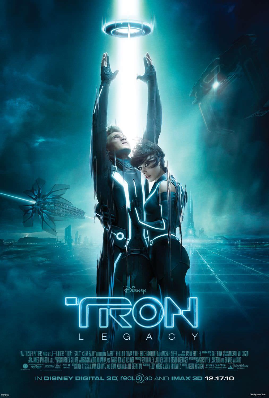 TRON Legacy 2010 Dual Audio