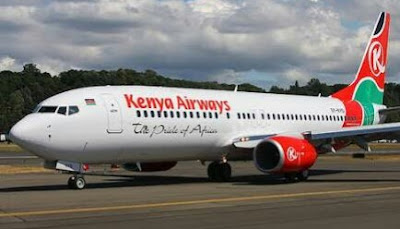 Union Threatens To Shut Down Kenya Airways Over Condition Of Service For Nigerian Staffs