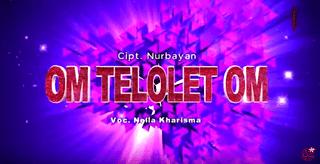 Lirik Lagu Om Telolet Om - Nella Kharisma