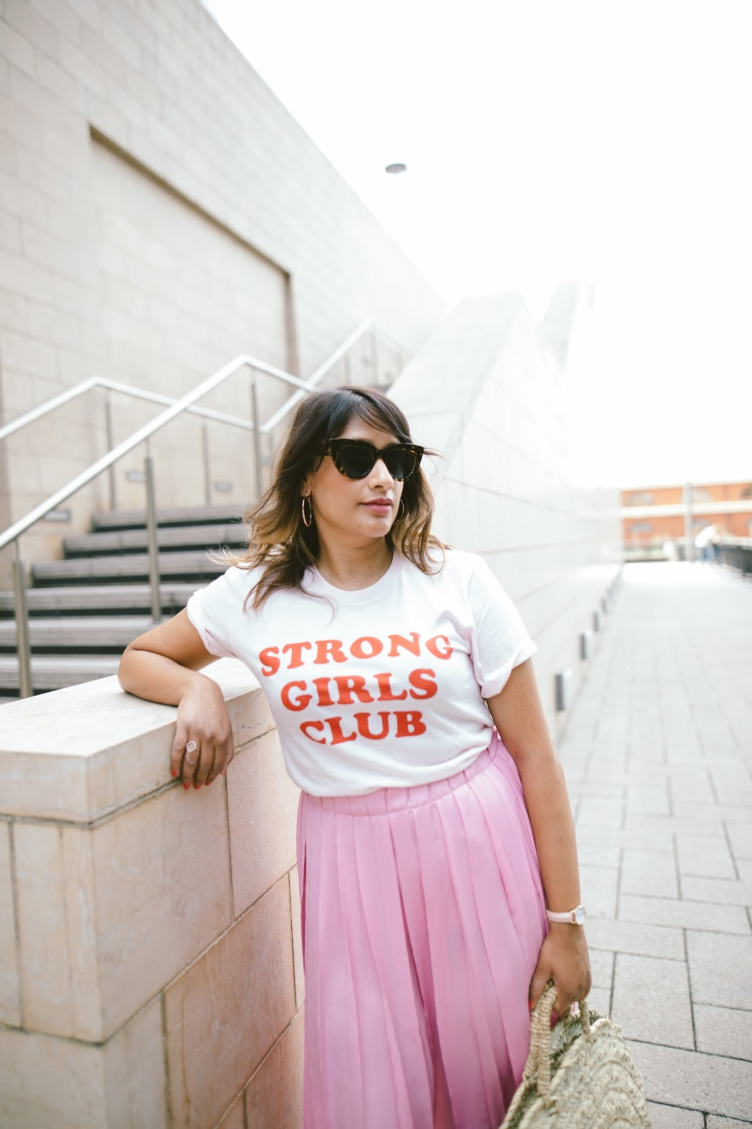 Strong Girls Club t-shirt