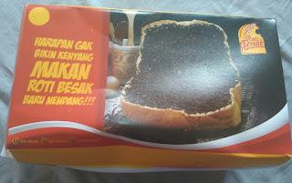 Roti Besak, Roti Kekinian di Kota Medan