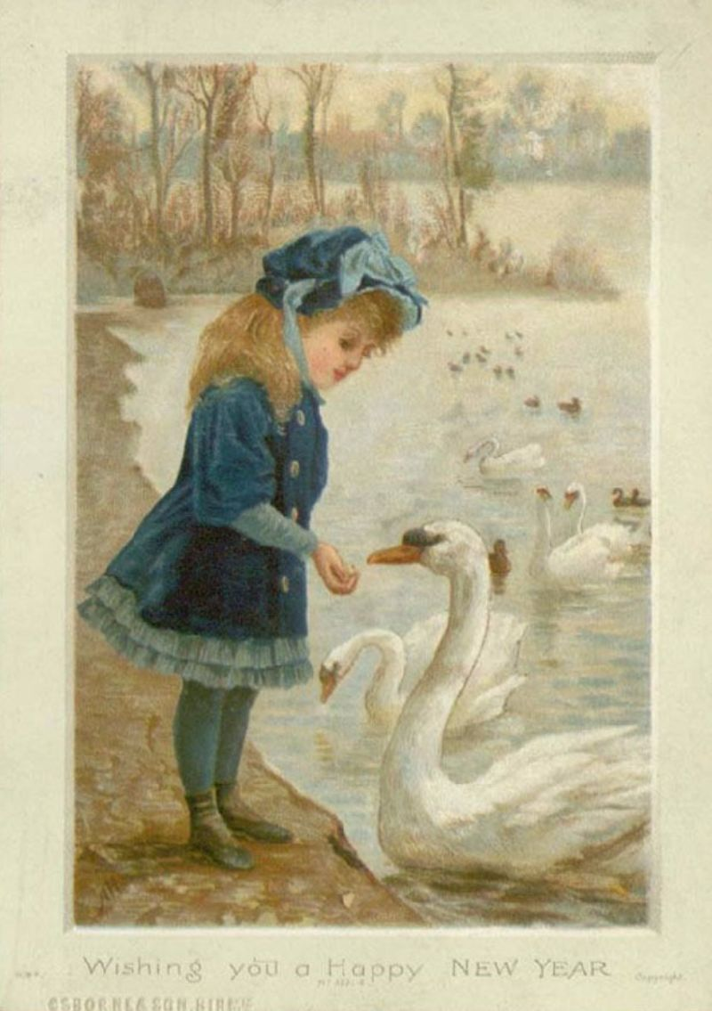 victorian new year cards 7jpeg