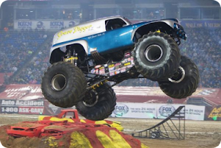 Rock the Tacoma Dome with Monster Jam