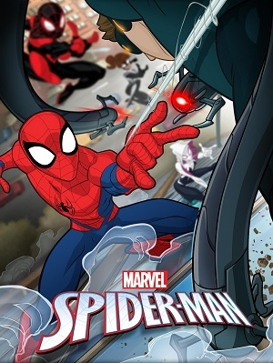 Marvel - Homem-Aranha - 2ª Temporada Legendada Torrent