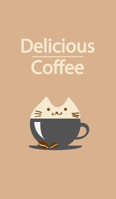 Love delicious coffee