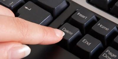 طريقة حذف الملفات الكبيرة  بشكل نهائي وآمن في ويندوز بدون برامج