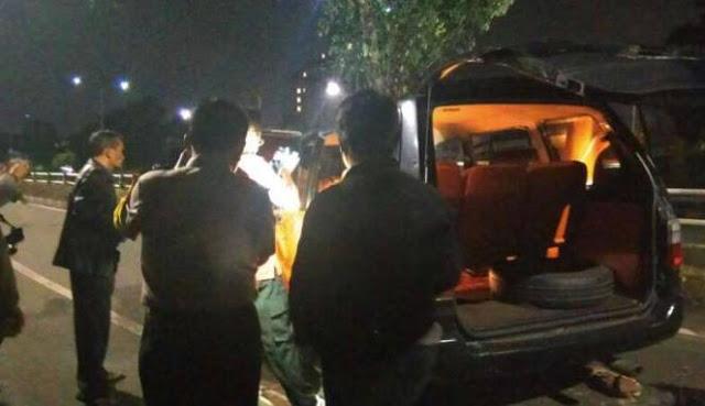 Nah Loh, Nopol Mobil yang Terbakar di Pengajian Habib Rizieq Ternyata Palsu