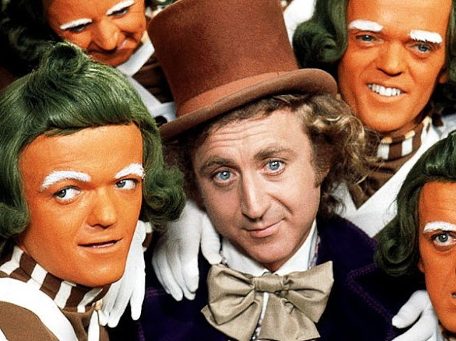 Oompa Loompa Song Lyrics