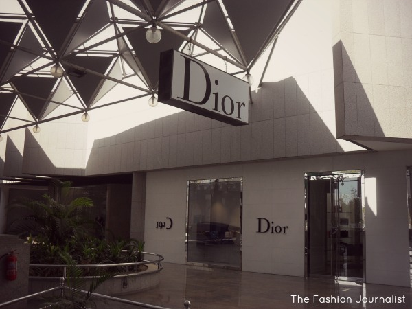 Dior in Khayyat Center Mall, Tahliyah Street, Jeddah