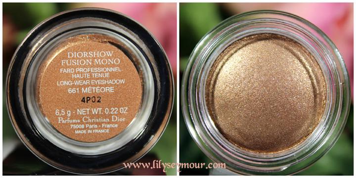 Dior Longwear Eyeshadow Meteore