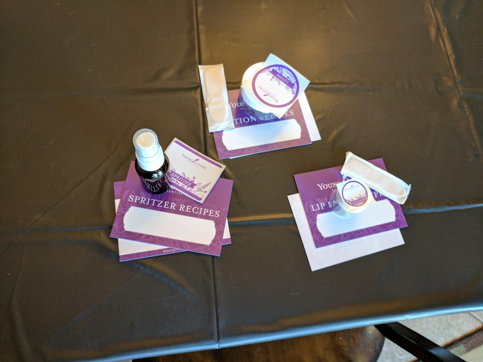 Diy Make Take Kit From Young Living