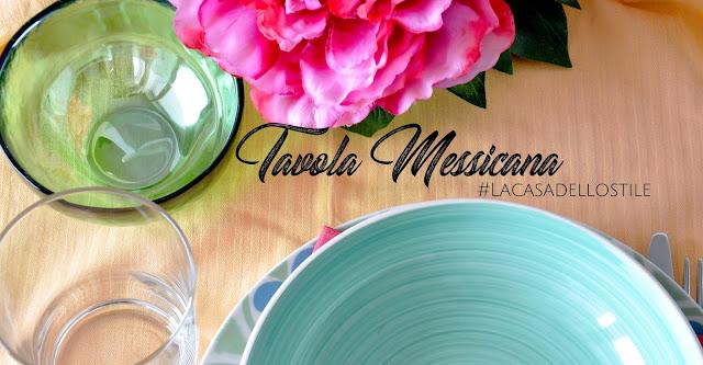 La casa dello stile: Tavola messicana