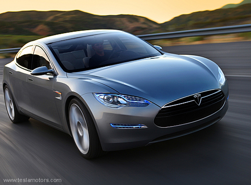 EV Tesla Model S Redefining the car