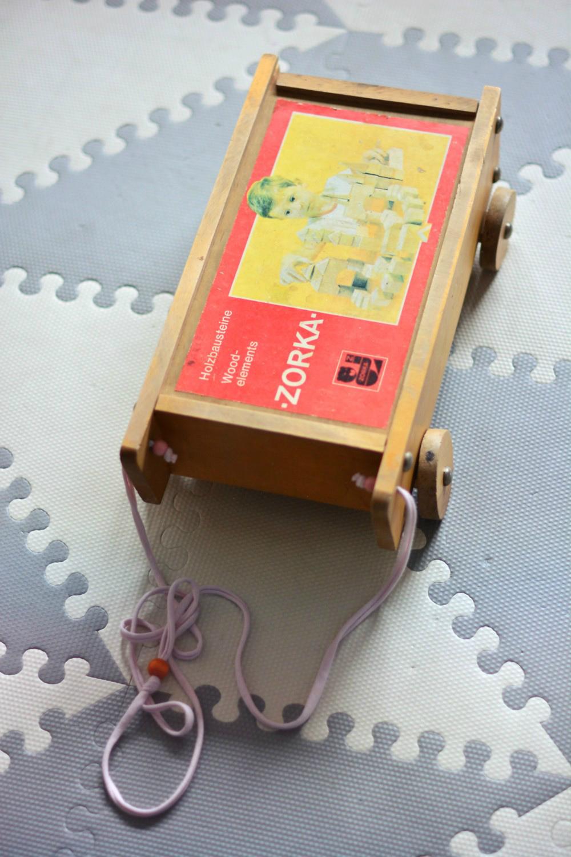 klinika dla zabawek, odcinek szósty: drewniany wózek