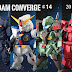 FW Gundam Converge #14 - Release Info