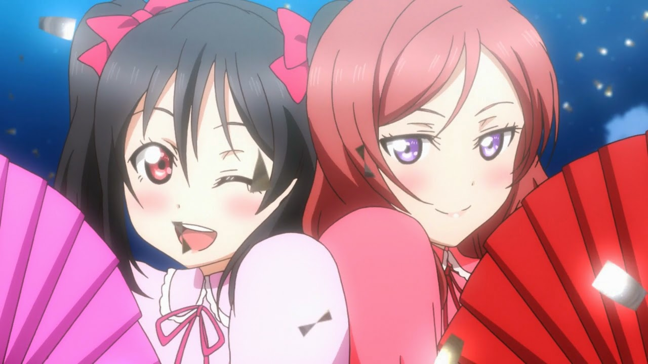 Hanners' Anime 'Blog: Love Live! School Idol Project Season
