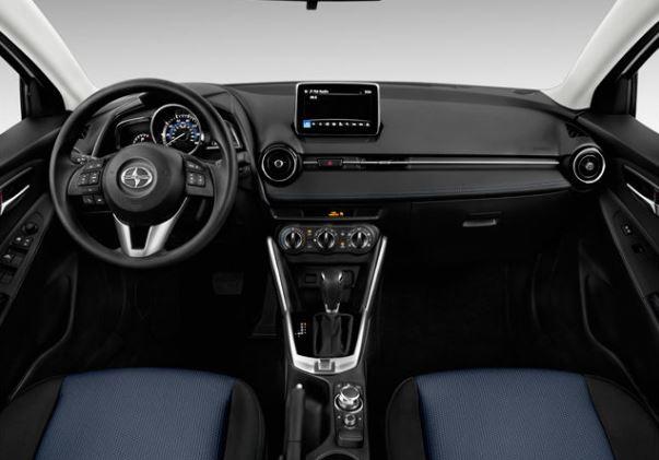 2016 Toyota Scion iA  Interior