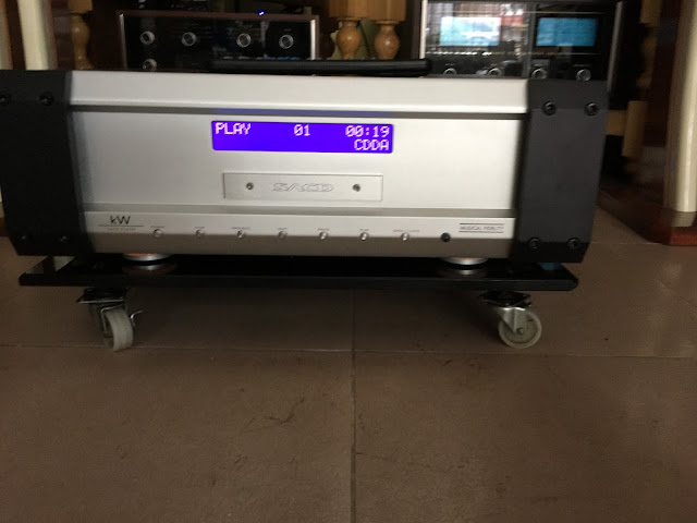Đầu CD - Musical kW CD Player - Made in England