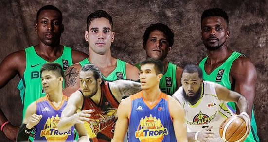 SEE: Gilas Pilipinas vs Brazil Rosters & Rankings FIBA 3x3 2018 World Cup Philippines