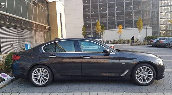 2017 BMW 530d xDrive G30 Luxury Line