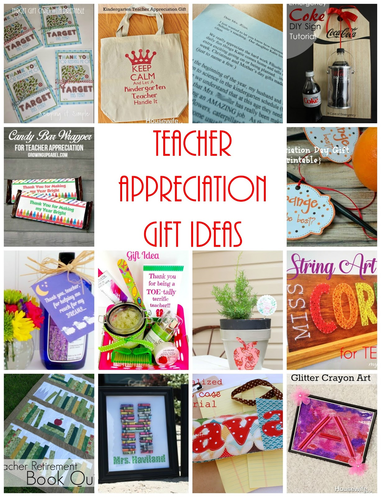 Pieces By Polly 14 Teacher Appreciation T Ideas And