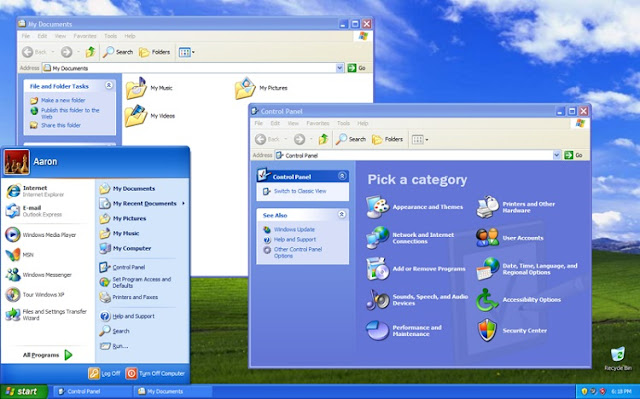 Windows XP Professional ISO 32 and 64 Bit Free Download
