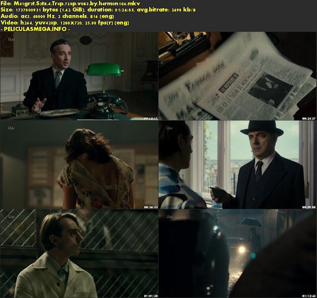 Descargar Maigret Sets A Trap Subtitulado por MEGA.