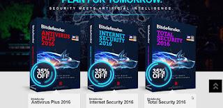 تحميل Bitdefender مضاد الفيروسات الأقوى لعام 2015