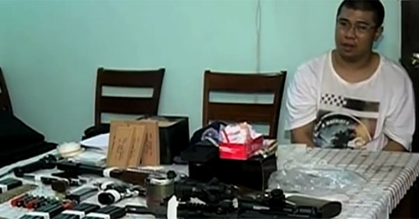 Jim Paredes Admits He S The Man In Scandal Video: 'International Hacker' Arrested In Bacolod Raid