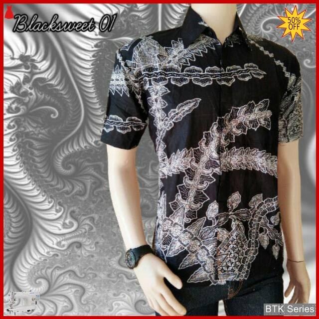BTK168 Baju Black Sweet 01 Modis Murah BMGShop