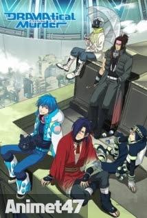 DRAMAtical Murder OVA: Data_xx_Transitory -  2011 Poster