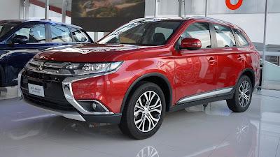 Mitsubishi Outlander Image