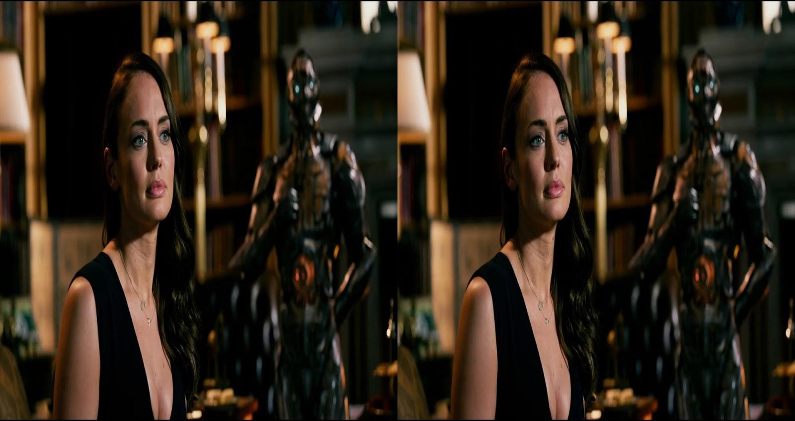Transformers 5: El último Caballero (2017) 3D SBS 1080p Latino - Ingles captura 2