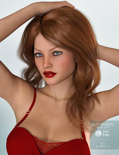 Nora for Genesis 3 Female