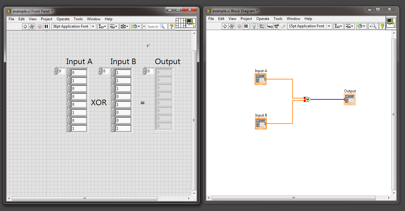 hight resolution of labview tutorial