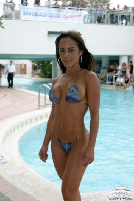 Hot Bikini Babes Silvercash Bikini Contest 2004-6184