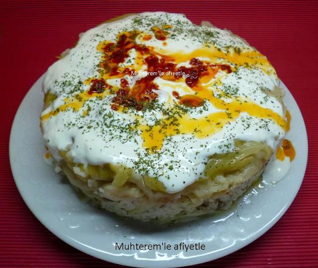 beyaz lahana ile neler yapılır?