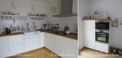 Inspiration aus der Küche: Wir tanzen in der Küche bei Bloggerin Nicole im Schneckenhaus
