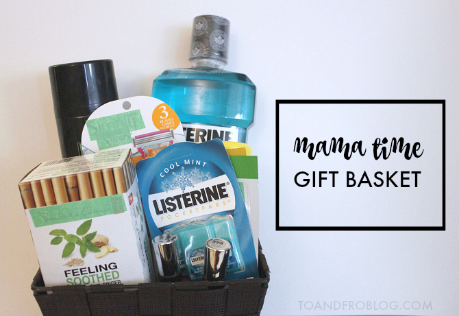 mama time gift basket