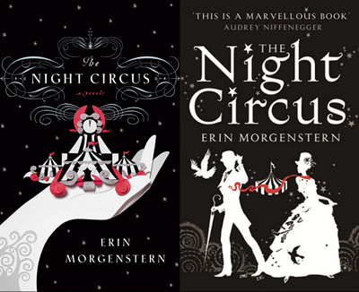 Night Circus Book