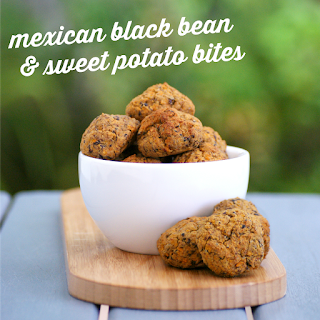 Healthy Baked Mexican Black Bean and Sweet Potato Balls Recipe - healthy, gluten free, grain free, vegan, egg free, dairy free, plant based,  homemade veggie burgers recipe, clean eating, sugar free