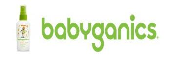 xịt chống muỗi cho bé Babyganics của mỹ www.huynhgia.biz